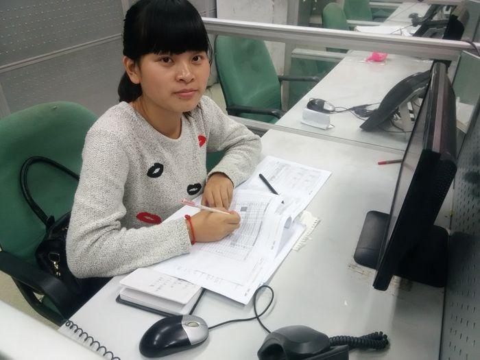 我校客服专业部分学生赴邮政11183北京(亦庄)呼叫中心图片